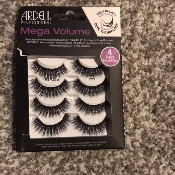 4a782760fd8 Ardell Makeup | 252 Mega Volume Lashes | Poshmark